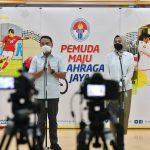 Menpora Amali Apresisasi Panitia FIBA Asia Cup 2021