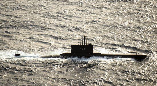 Nanggala 402 -Foto Sumber Wikipedia