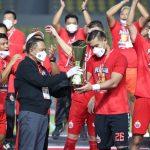 Kesuksesan turnamen pramusim Piala Menpora 2021 mendapat apresiasi dan pujian dari pengguna media sosial (warganet) di Twitter