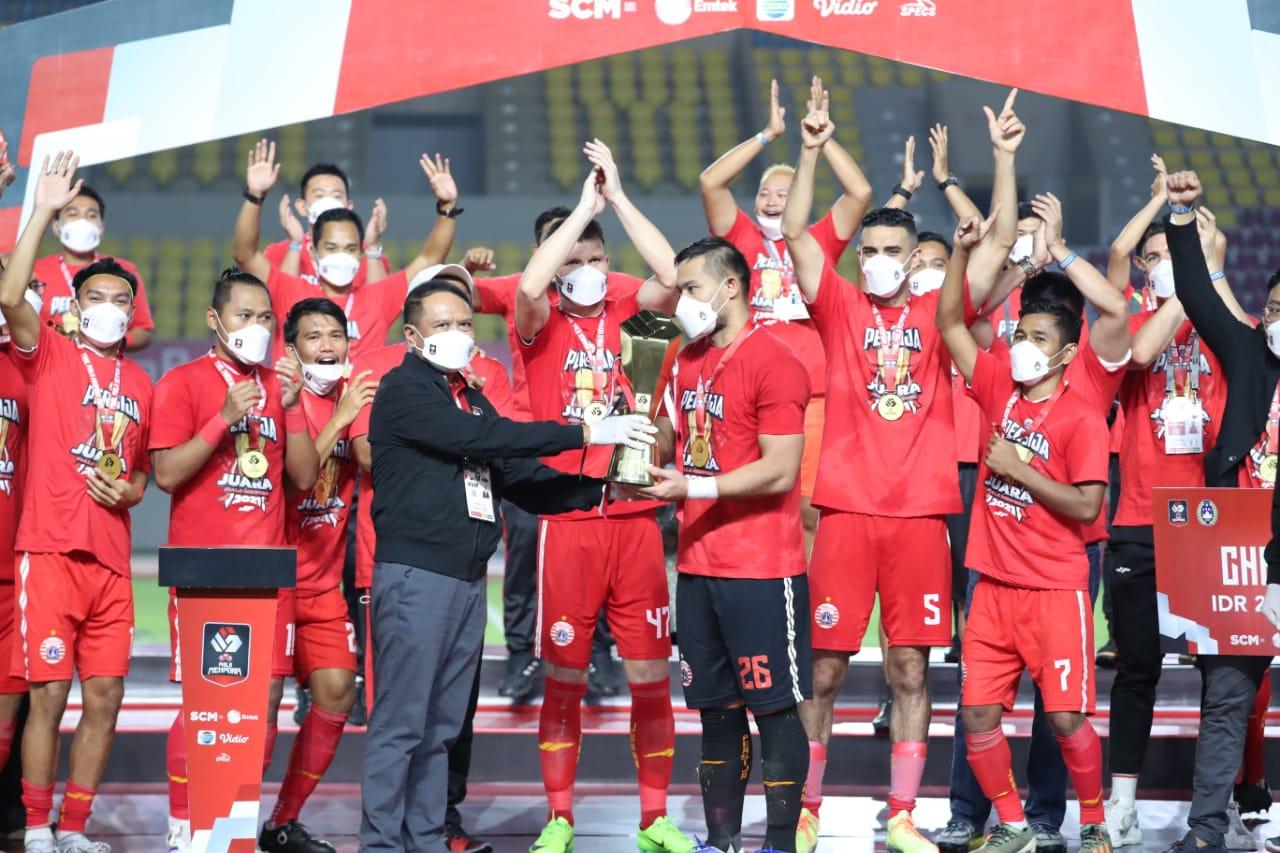 Piala Menpora 2021 Sukses
