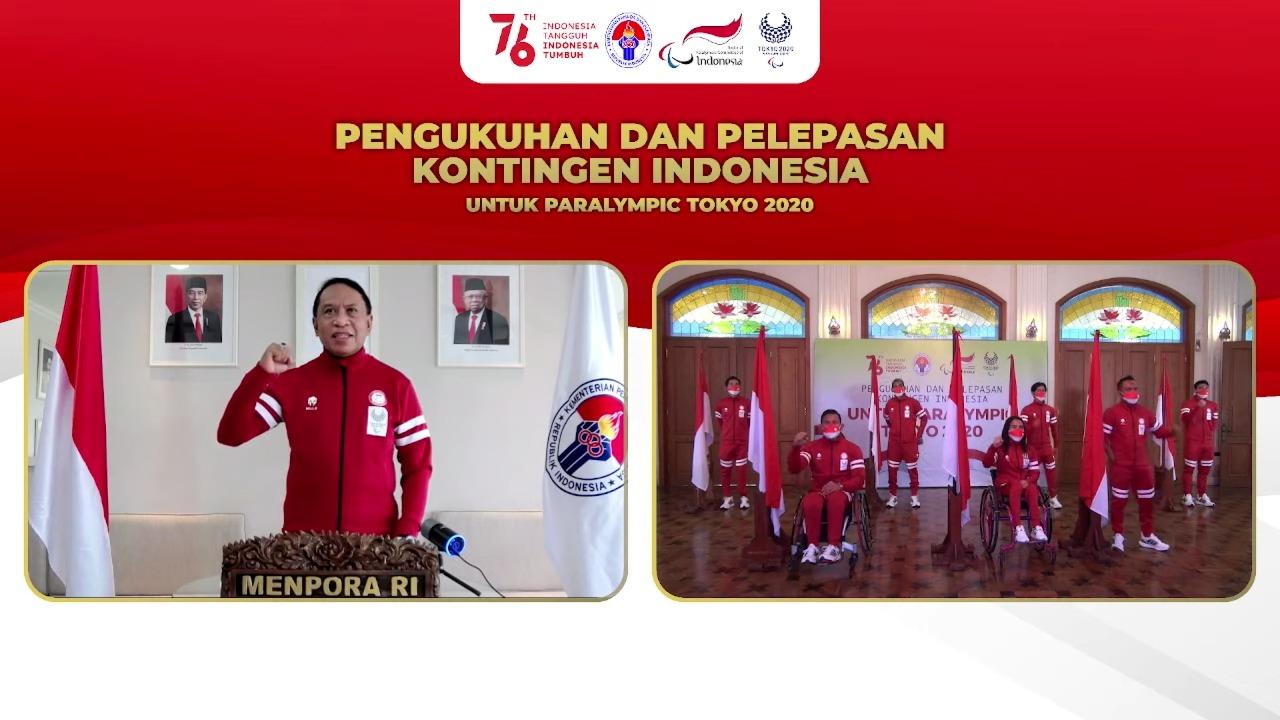 Menpora Amali Harap Kontingen Indonesia