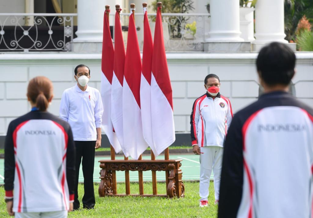 (Foto: Muchlis Jr - Biro Pers Sekretariat Presiden)