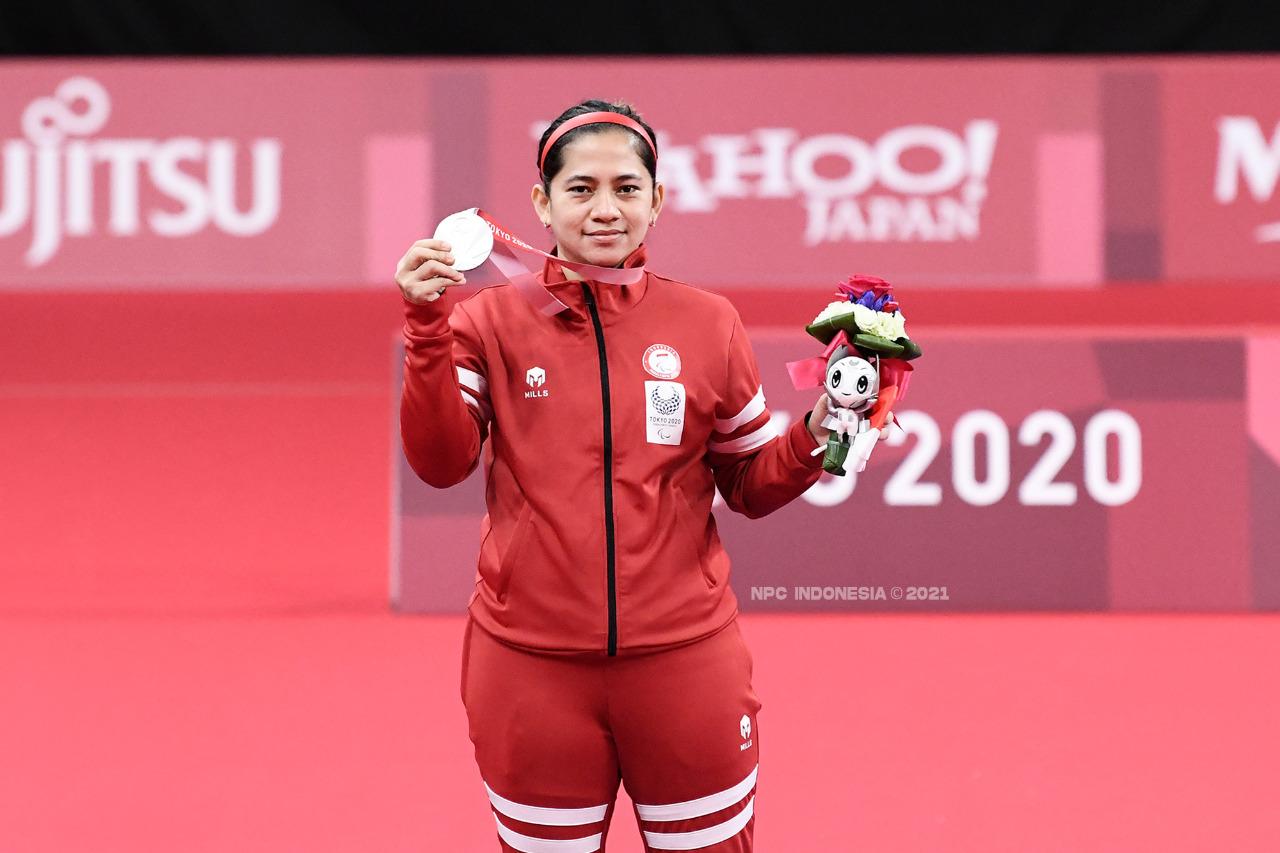 Profil dan Prestasi Sang Peraih Tiga Medali di Paralimpiade Tokyo 2020