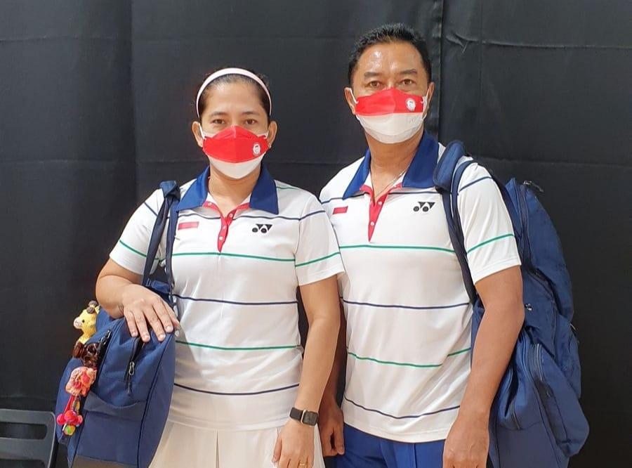 Tim Indonesia Loloskan 4 Nomor ke Final Para Bulu Tangkis di Paralimpiade Tokyo 2020