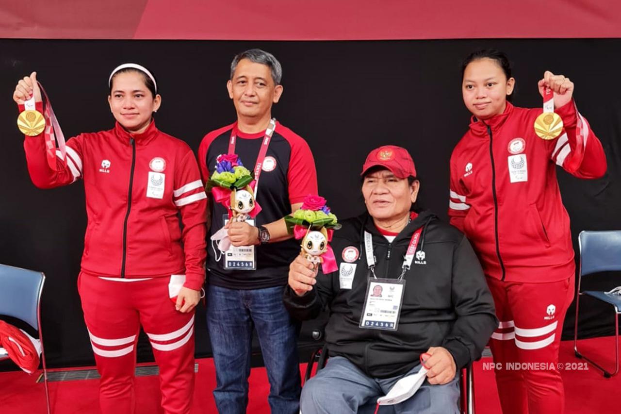 Mendali Emas Pertama Paralimpiade Tokyo 2020
