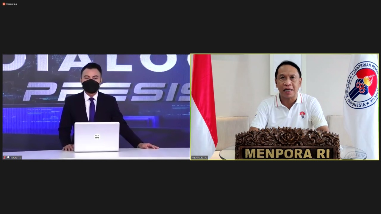 Menpora Zainudin Amali pastikan Persiapan PON XX Papua Rampung