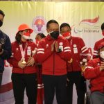 Menpora Zainudin Amali Sambut Kloter Akhir Atlet Paralimpiade Tokyo