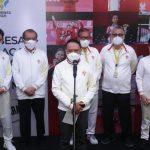 Desain Besar Olahraga Nasional Resmi Diluncurkan